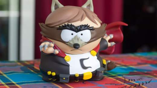 Figurine de l'édition collector de South Park L'annale du Destin