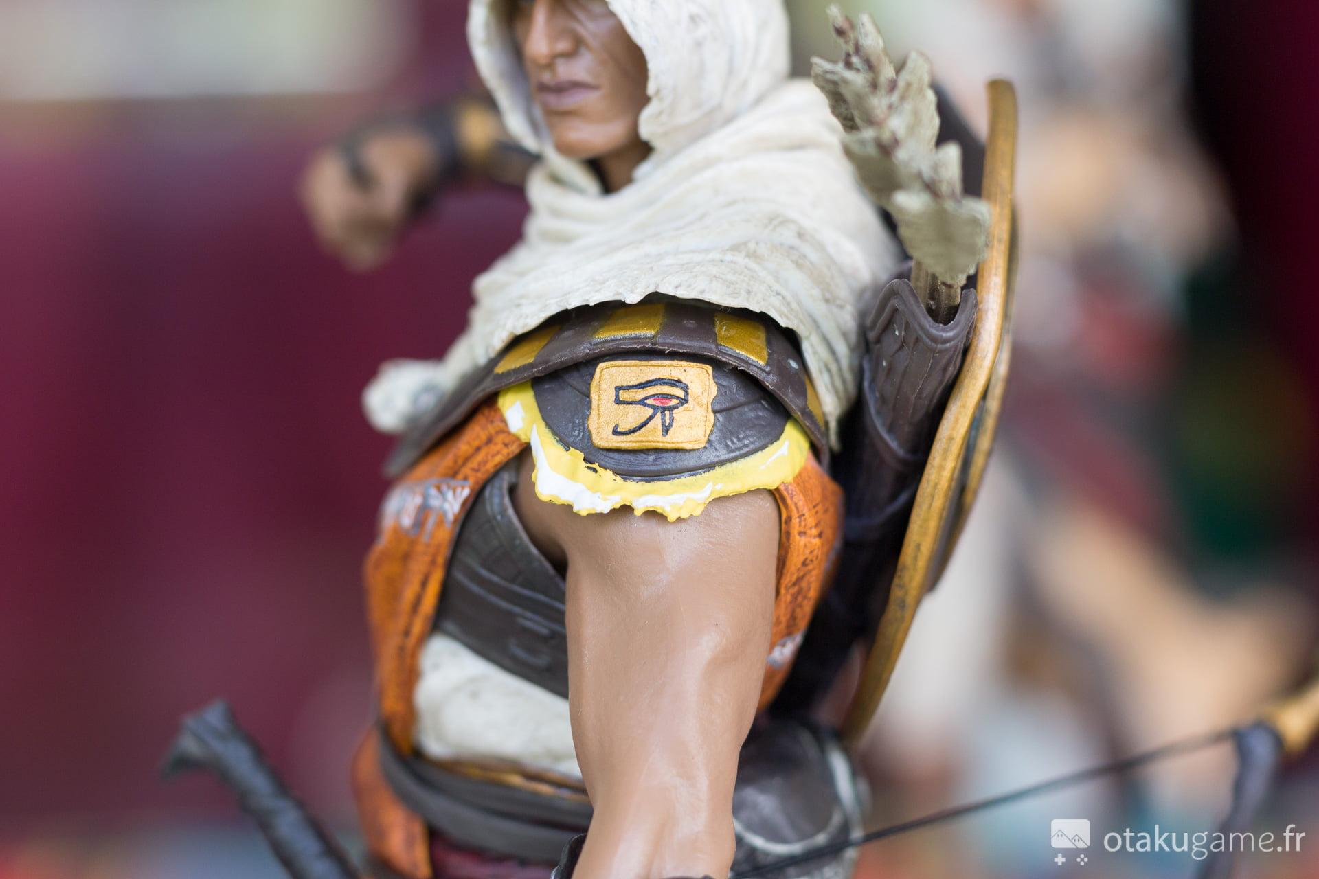 Figurine de Bayek (Assassin's Creed Origins)