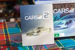 Unboxing Project Cars 2