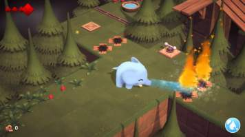 Image de la version PC de YONO AND THE CELESTIAL ELEPHANTS