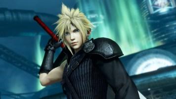 Dissida Final Fantasy NT Artwork