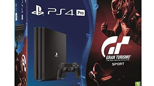 La PS4 Pro + Gran Turismo Sport est une affaire en or :) !