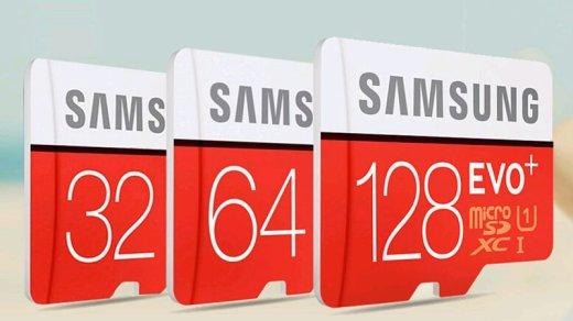 Carte mémoire Micro SD Samsung compatibles Nintendo Switch