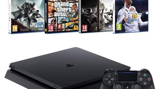 Les promotion PS4 Amazon pour le Black Friday !