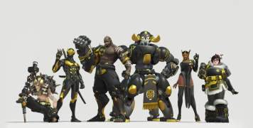 Skins Overwatch Seoul Dynasty