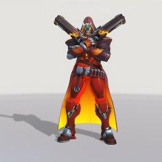 Nouvelle Skin de Reaper