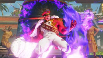Street Fighter V costume 30th Anniversary Bison