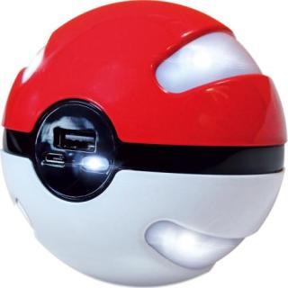 Une Pokéball qui rechargera votre téléphone !