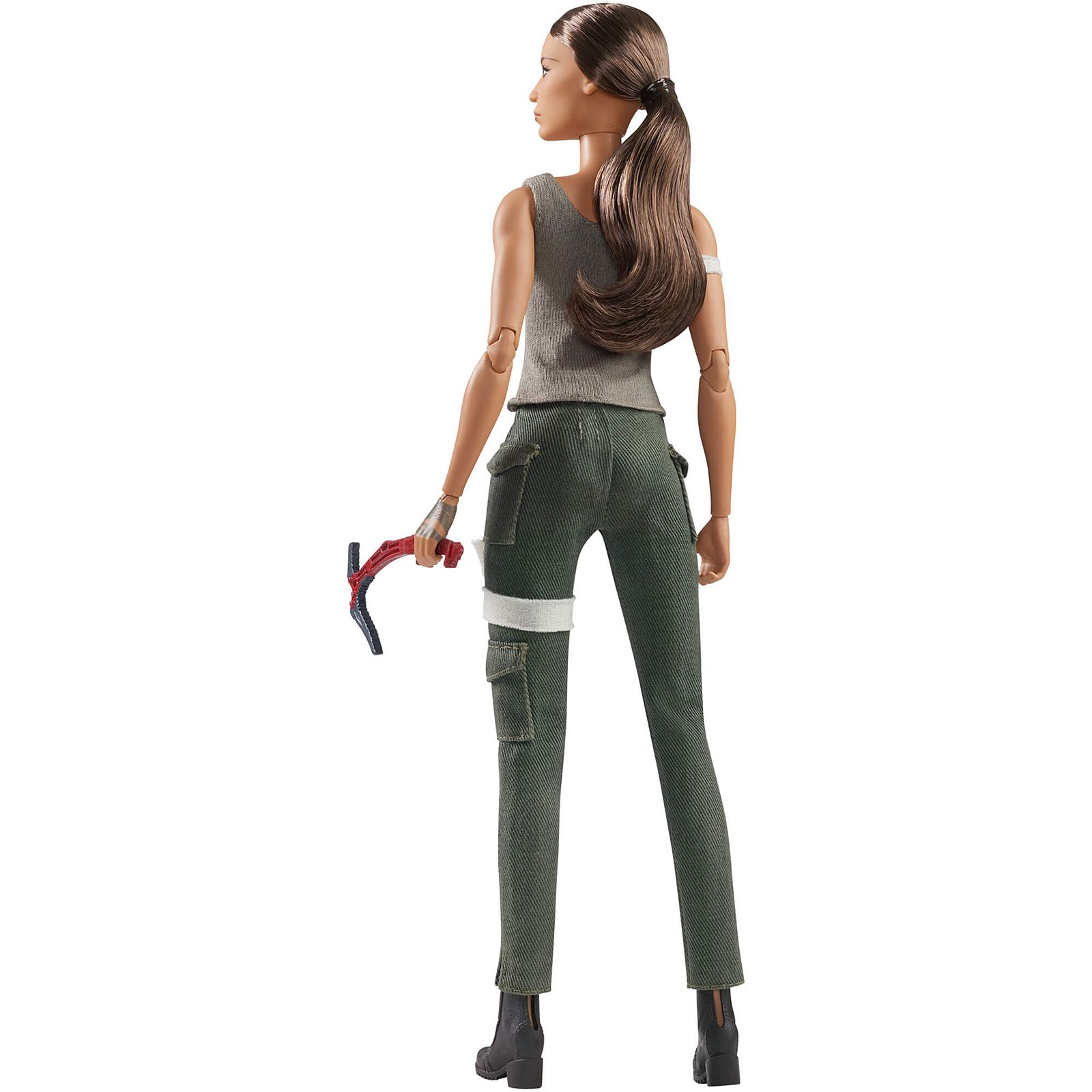 Barbie Lara Croft
