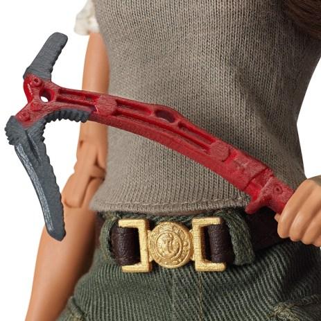 Barbie Lara Croft Accessories