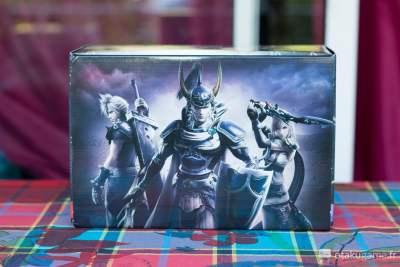 L'artwork de la boîte est juste somptueux !
