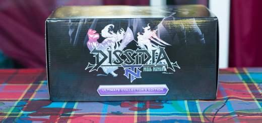 Collector Dissidia Final Fantasy NT