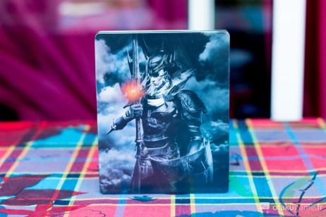 Le steelbook de Dissidia Final Fantasy NT