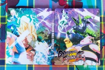 Le Steelbook de Dragon Ball FighterZ