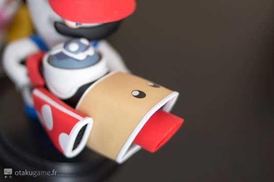 Collector Mario + Lapins Crétins