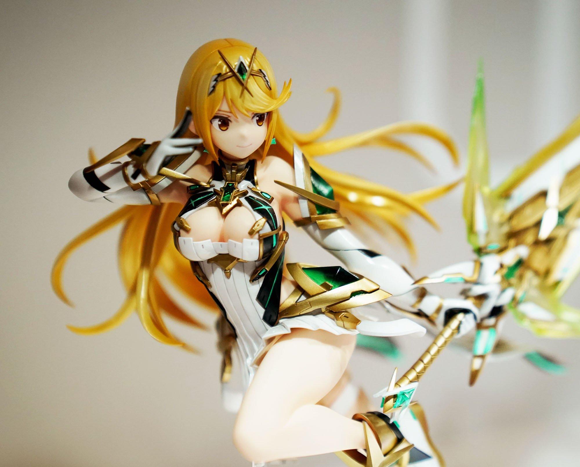 La Figurine Xenoblade Chronicles 2 Mythra s'annonce superbe !