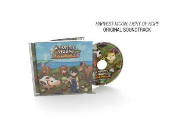 Harvest Moon édition collector sur Nintendo Switch