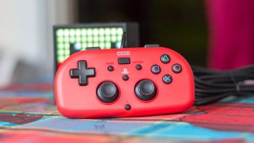 La Manette Hori Mini Gamepad est plutôt mignonne ^^ !