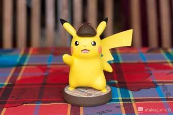 Ouais, vous l'avez reconnu : C'est l'Amiibo Pikachu Géant de Détective Pikachu !