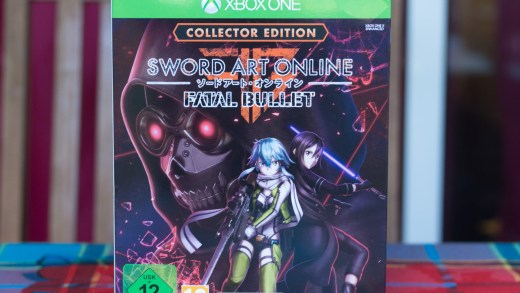 L'édition collector de Sword Art Online Fatal Bullet