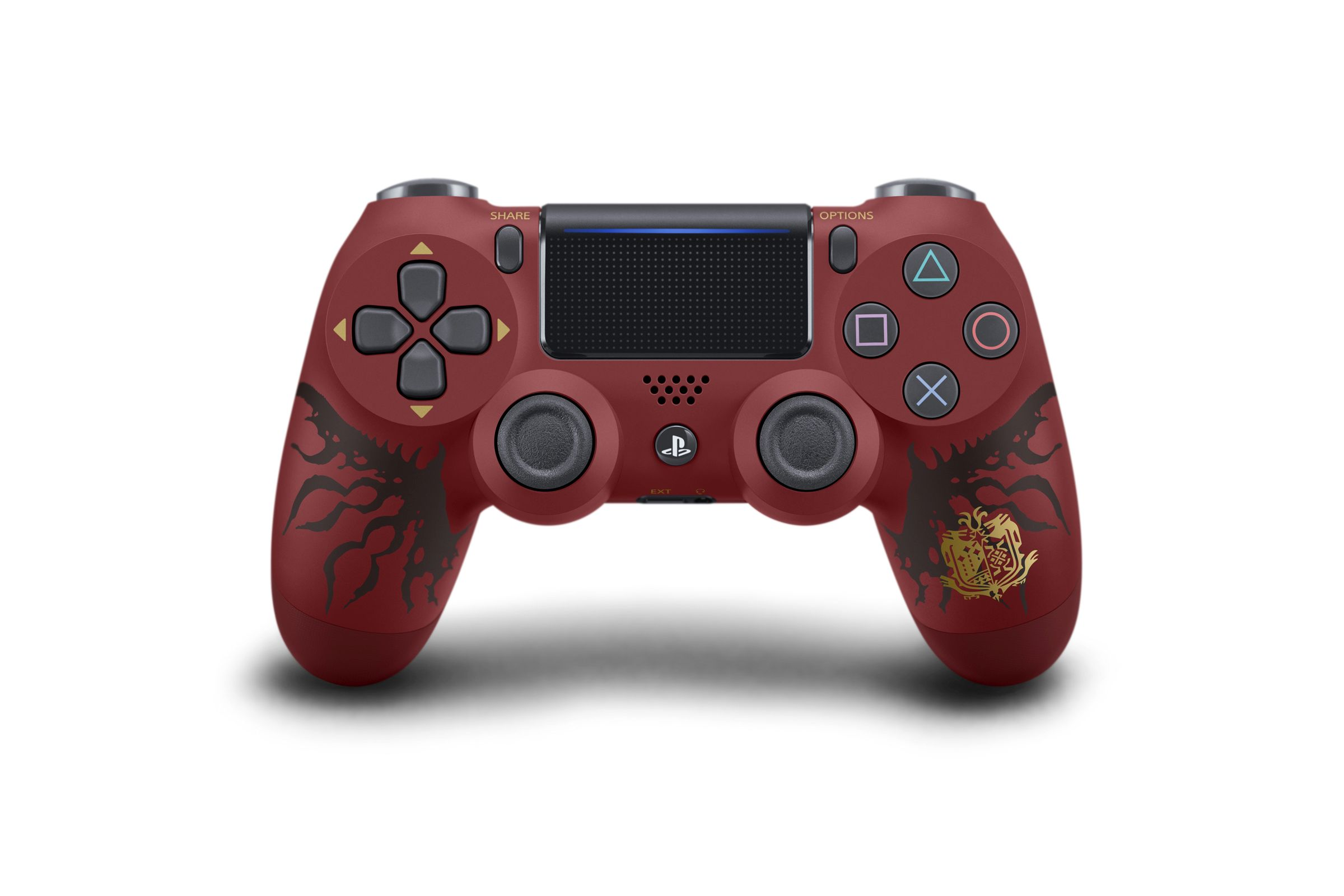 PS4 Pro édition collector Monster Hunter World