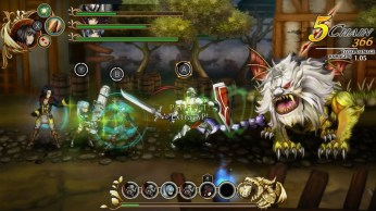 Fallen Legion : Rise To Glory sur Nintendo Switch