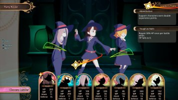 Little Witch Academia Chamber of Time (1)