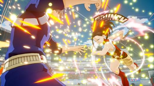 Je pense que je prendrais My Hero Academia One's Justice sur Nintendo Switch de mon côté !