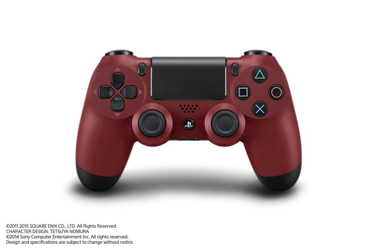 PS4 CollectorFINAL FANTASY Type-0 HD Suzaku Edition