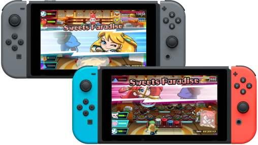 Sushi Striker sur Nintendo Switch