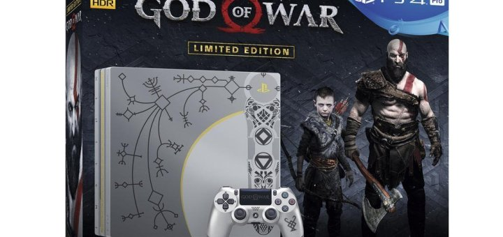 God of war en 4K et en HDR est superbe de ce que l'on m'a dit...