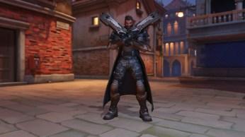 Reaper Retribution Skin