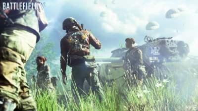 Concept Art Battlefield V