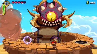 Shantae Half Genie Hero (Nintendo Switch)