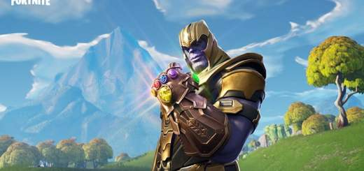 Thanos dans Fortnite ^^ !