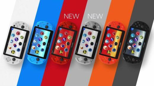 La PS Vita était sortie il y a déjà 7 ans, en mars 2011.
