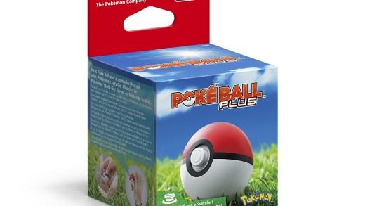 La Poké Ball Plus, une manette très particulière !