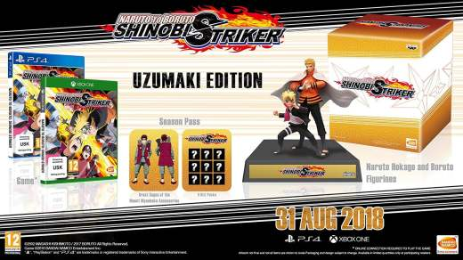 Naruto to Boruto Shinobi Striker - Edition Collector