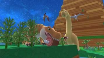 Arriver à l'époque des dinosaures est assez simple.