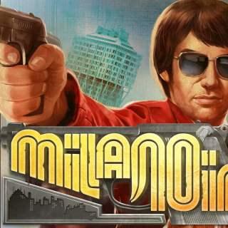 Milanoir et son ambiance 200% italienne des années 70 !