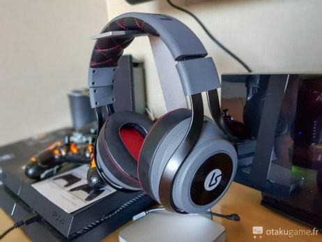 Lucid Sound LS40 7.1 Surround Sound Universal Gaming Headset