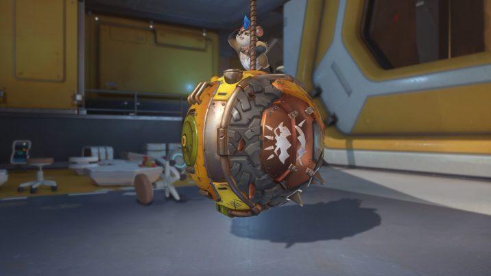 Skins Junker Bouldozer (Hammond) Overwatch