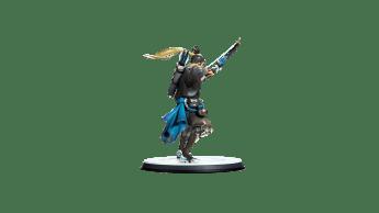 La figurine officielle de Hanzo