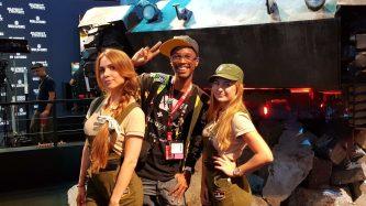 Cosplay de World of Tanks