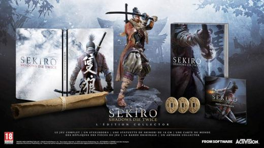 Sekiro Edition Collector