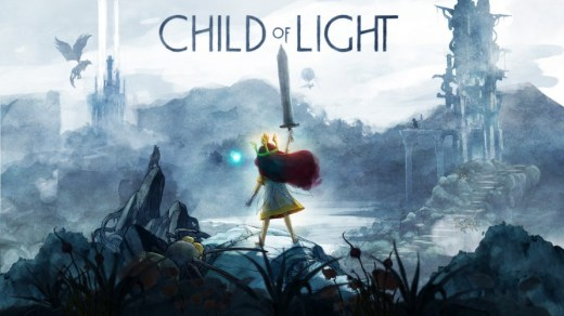 Child of Light sur Nintendo Switch