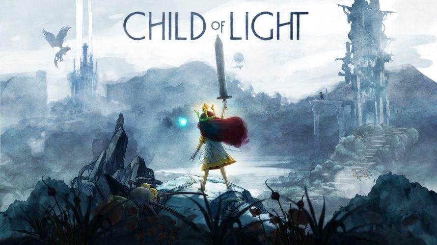 Child of Light sur Nintendo Switch