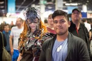 Cosplay Gamescom 2018