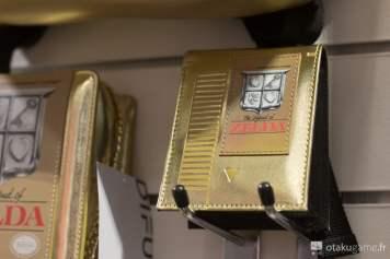 Portefeuille Zelda NES