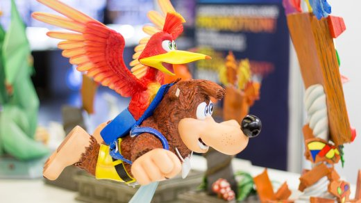 La Figurine Banjo & Kazooie First 4 Figures